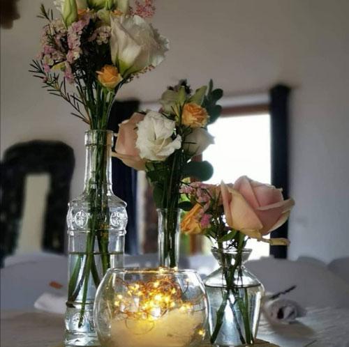 Bouquet de Mariage-La pépinière